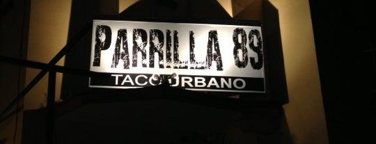 Parrilla 89 is one of Tempat yang Disimpan Sarah.