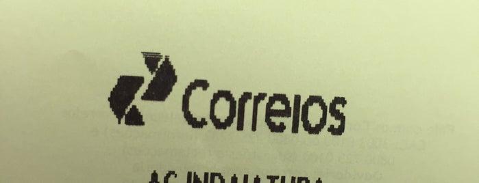 Correios is one of INDAIATUBA.