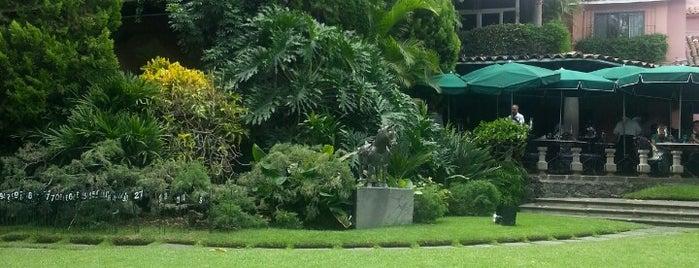 Las Mañanitas Hotel, Garden, Restaurant & Spa is one of Condé Nast Traveler Platinum Circle 2013.