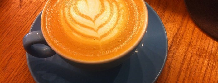Prufrock Coffee is one of Best Coffee Shops in London.