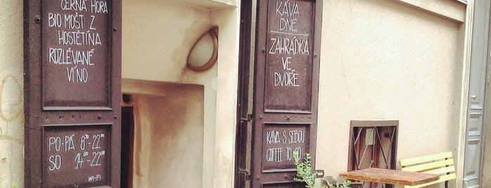 Kavárna Pražírna is one of Přaha (mylovanā) ♥️.