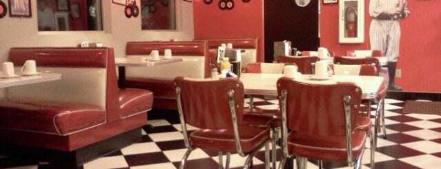 Bristol 45 Diner is one of Places I Go....