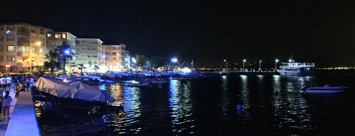 Değirmendere Sahili is one of สถานที่ที่ Erkan ถูกใจ.