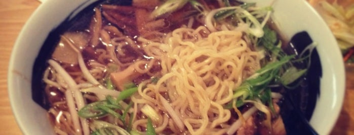 Tabata Noodle Restaurant is one of 2014 Choice Eats Restaurants.