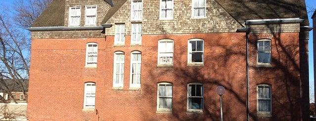 WSU Residence Halls