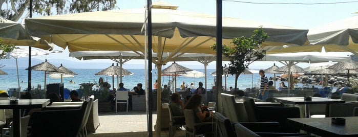 Cafe places in Volos