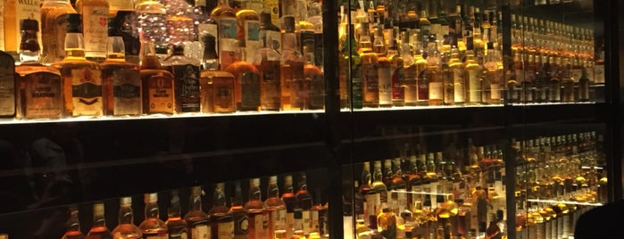 The Scotch Whisky Experience is one of Tempat yang Disukai SP.