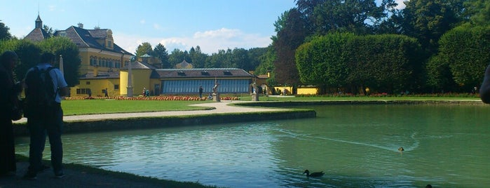 Schlosspark Hellbrunn is one of SALZBURG SEE&DO&EAT&DRINK.