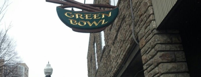 Green Bowl is one of SC - To Try.