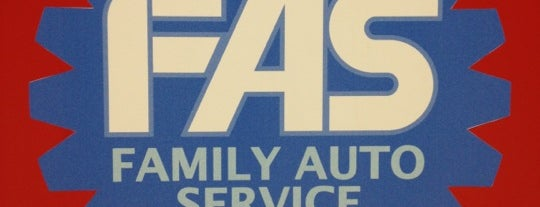 FAS (Family Auto Service) is one of Orte, die Marina gefallen.