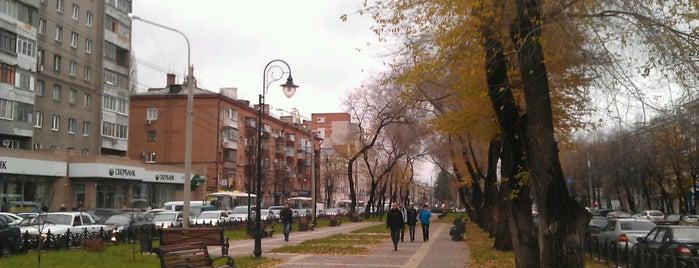 Кольцовская улица is one of VRN.