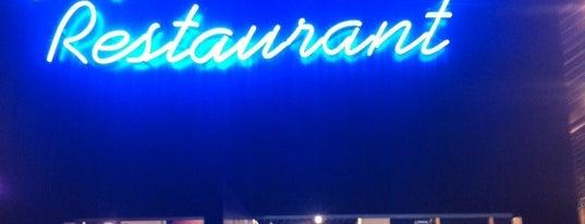 Aquamarine Restaurant is one of ANTALYA YEMEK MEKANLARI 🍴🍗🍲🍳🍝🍜🍩🍰🍕🍔🍤🍦🍨.