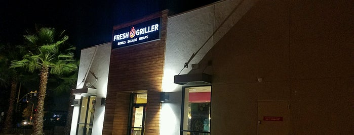 Fresh Griller is one of Lugares favoritos de Max.