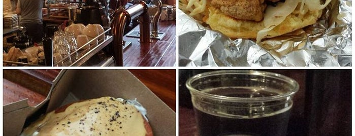 DISTRICT. Donuts. Sliders. Brew. is one of New Orleans.