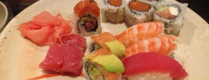 Tokyo Hibachi And Sushi Buffet is one of Must-visit Food in Deptford.