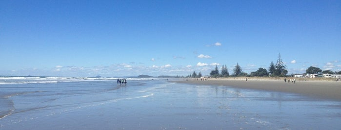 Waihi Beach is one of Orte, die Paul gefallen.