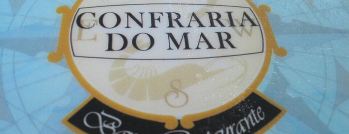 Confraria do Mar is one of Recife - Food.