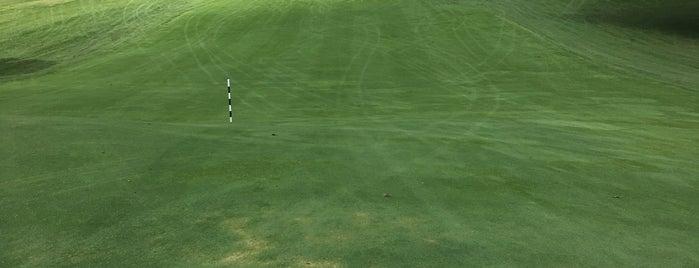 U of M Les Bolstad Golf Course is one of John : понравившиеся места.