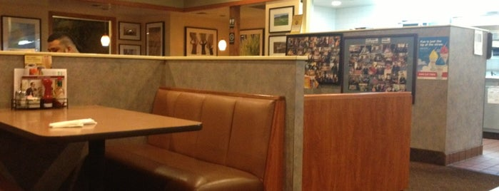 Denny's is one of Highway 1.