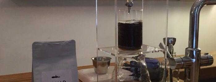 Nømad Coffee Lab & Shop is one of Bcn Pendientes de ir.