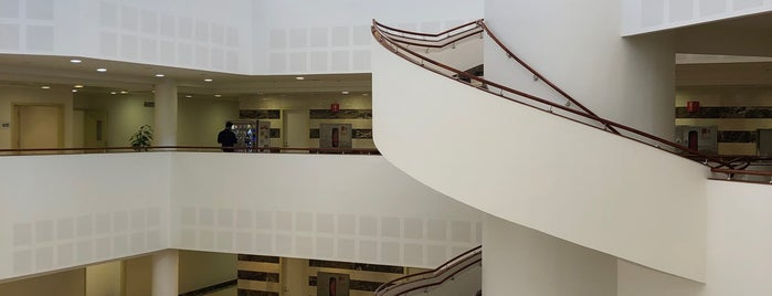 College of Medicine (New Building) | كلية الطب (المبنى الجديد) is one of Lugares favoritos de Eman.