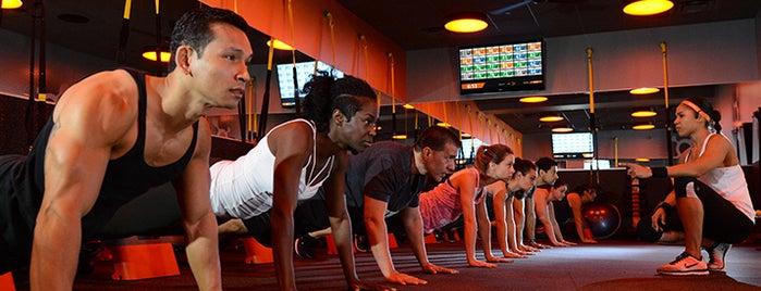 Orangetheory Fitness is one of Lee'nin Beğendiği Mekanlar.