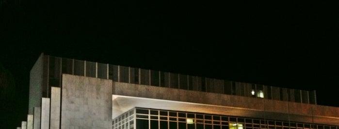 Tribunal de Contas do Distrito Federal (TCDF) is one of Brasilia, Brazil.