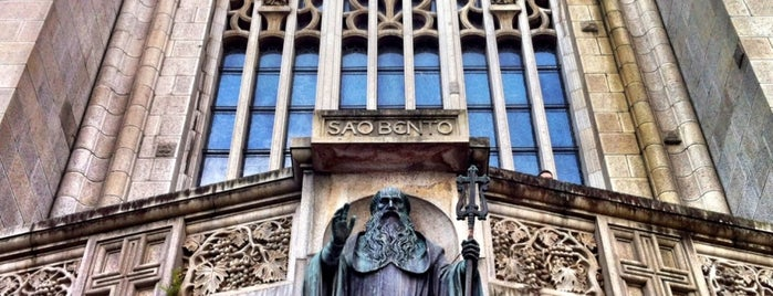 Mosteiro de São Bento is one of To Dos Before Die - São Paulo.
