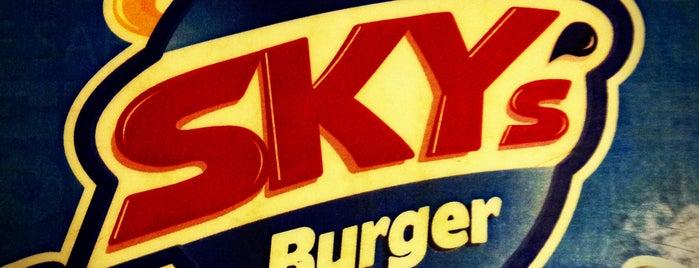 Sky's Burger is one of Brasília Veggie.