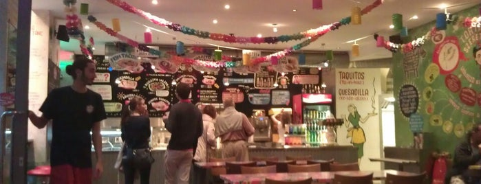 Arriba Taqueria is one of Must See in Budapest !.