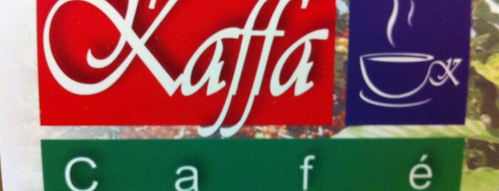 Kaffa Café is one of Lugares Cool.