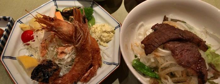 洋食katsui 御堂筋ロッヂ is one of mGuide O 2016 Bib.