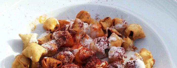 Maharet Mantı is one of Yöresel Yemekler.