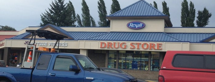 Rexall Drugs is one of Rexall Pharma Store (2/2).