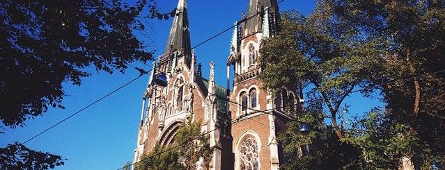 Площадь Марка Кропивницкого is one of Anton : понравившиеся места.