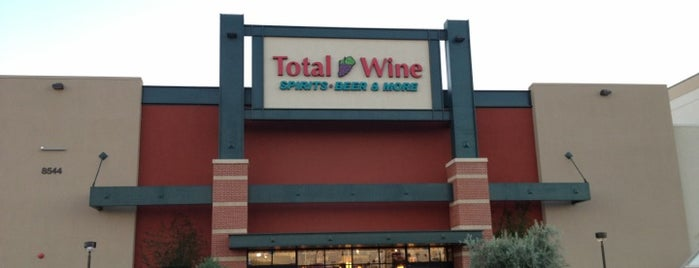 Total Wine & More is one of Lugares favoritos de Fernanda.