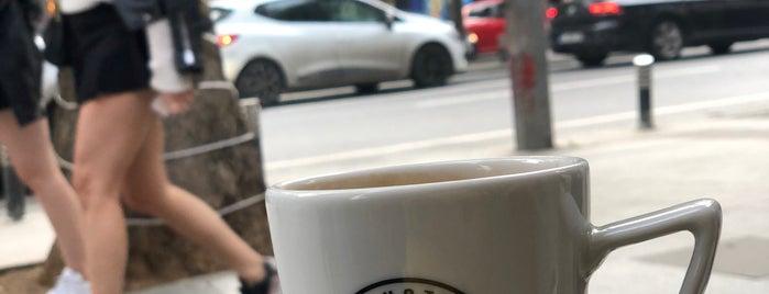 Manhattan Coffee is one of Ferhat'ın Beğendiği Mekanlar.