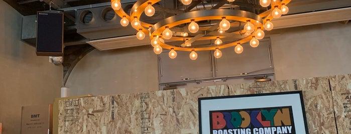 Brooklyn Roasting Company is one of Locais curtidos por Vasco.