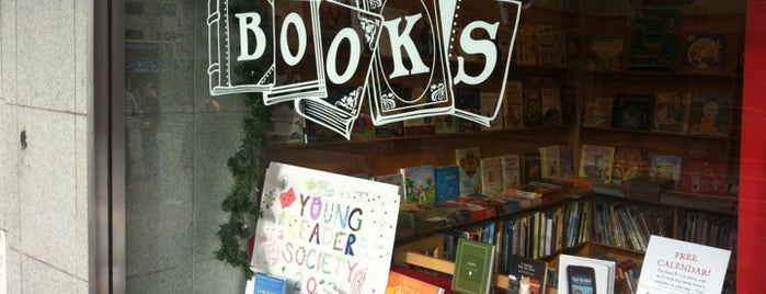 Secret Garden Books is one of Bookstores.