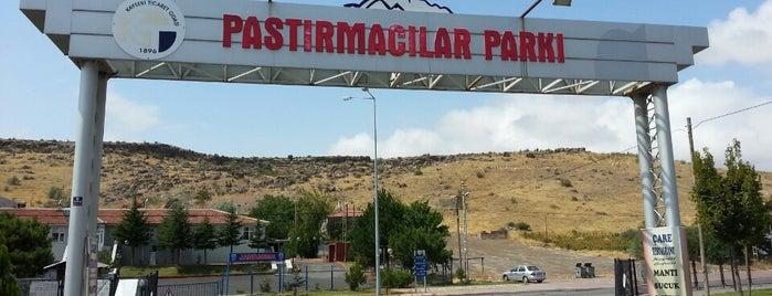 Pastırmacılar Parkı is one of Posti che sono piaciuti a Evren.