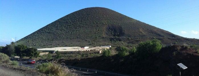 Montaña del Socorro / Montaña Grande is one of Islas Canarias: Tenerife.