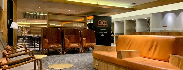 GOL Premium Lounge is one of Joao 님이 좋아한 장소.