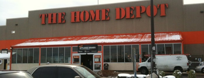The Home Depot is one of United Arab Emirates.