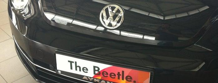 Volkswagen Aykan Seyhan is one of Tempat yang Disukai Veysel.