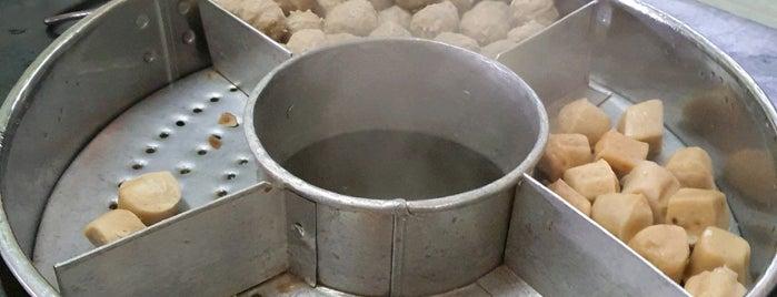 Tahu Baxo Ibu Pudji is one of Food 1.