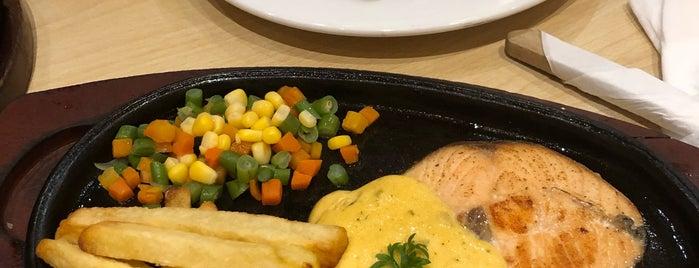 Fiesta Steak is one of favorite-cafe&Resto.