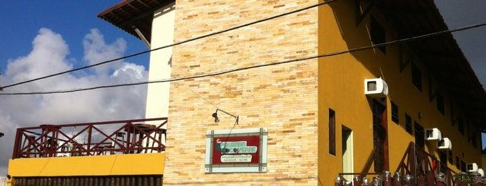 Pousada Coco Verde is one of Aqui tem Wifi grátis - Natal/RN.