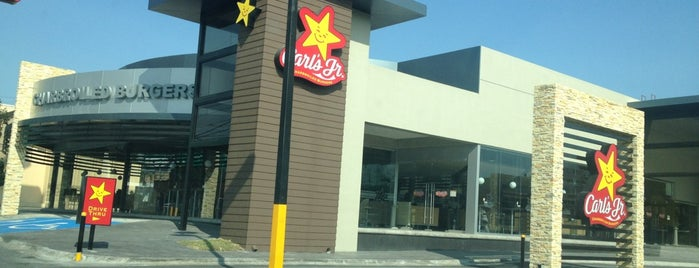 Carl's Jr. is one of Tempat yang Disukai Ismael.