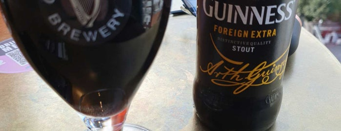 Guinness Open Gate Brewery is one of Irlanda.