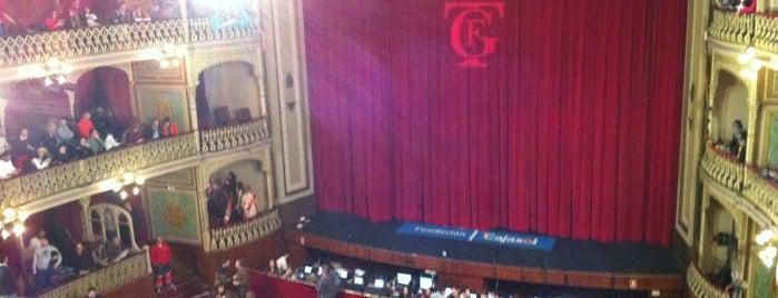 Gran Teatro Falla is one of Cádiz para Poyato.